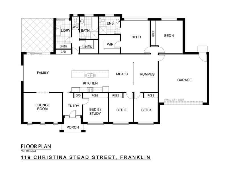 119 Christina Stead Street Franklin