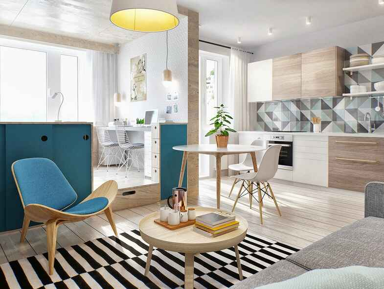 Designing for small spaces