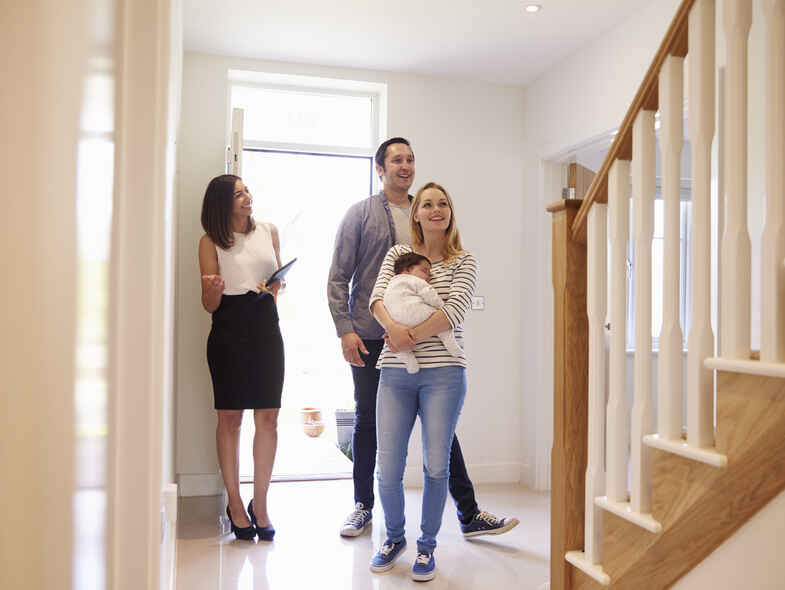 Four Steps to Beginning Your First Home Search